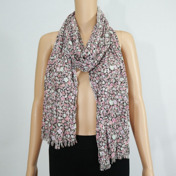Roxy Accessories - ROXY - Floral Scarf